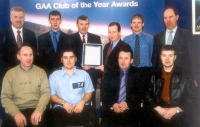 Club of the Year Awards 2003